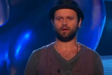 Piotr Lato w 'The Voice of Poland'