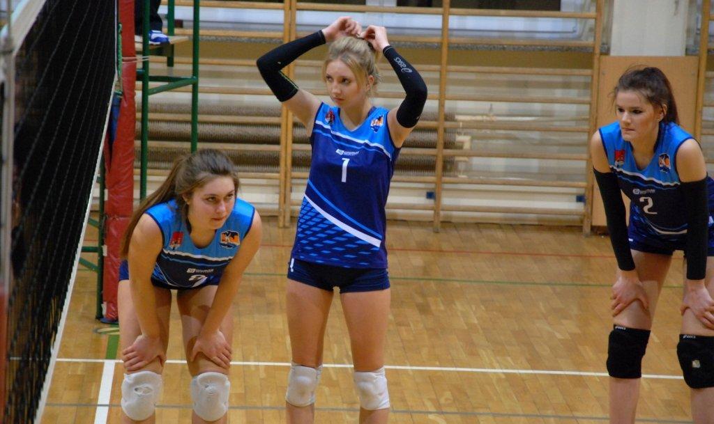 Siatkarki MUKS Volley Płock