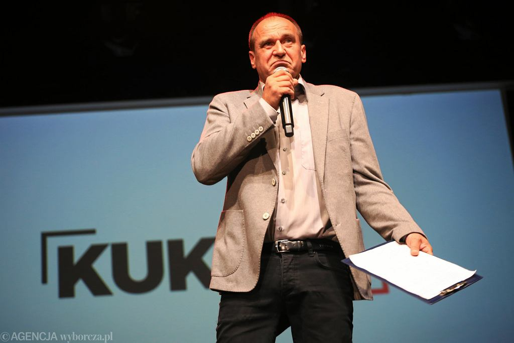-Konwencja wyborcza partii Kukiz15 w Warszawie