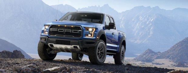 Salon Detroit 2015 | Ford F-150 Raptor SVT | Pickup z emocjami