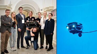 Studenci z KN Robocik i ich podwodny robot, ROV 3.0
