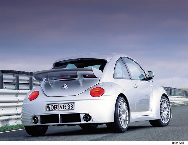 VW New Beetle RSi (2000)
