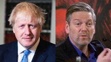 Boris Johnson/Kenneth Branagh