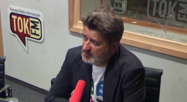 Janusz Palikot w TOK FM
