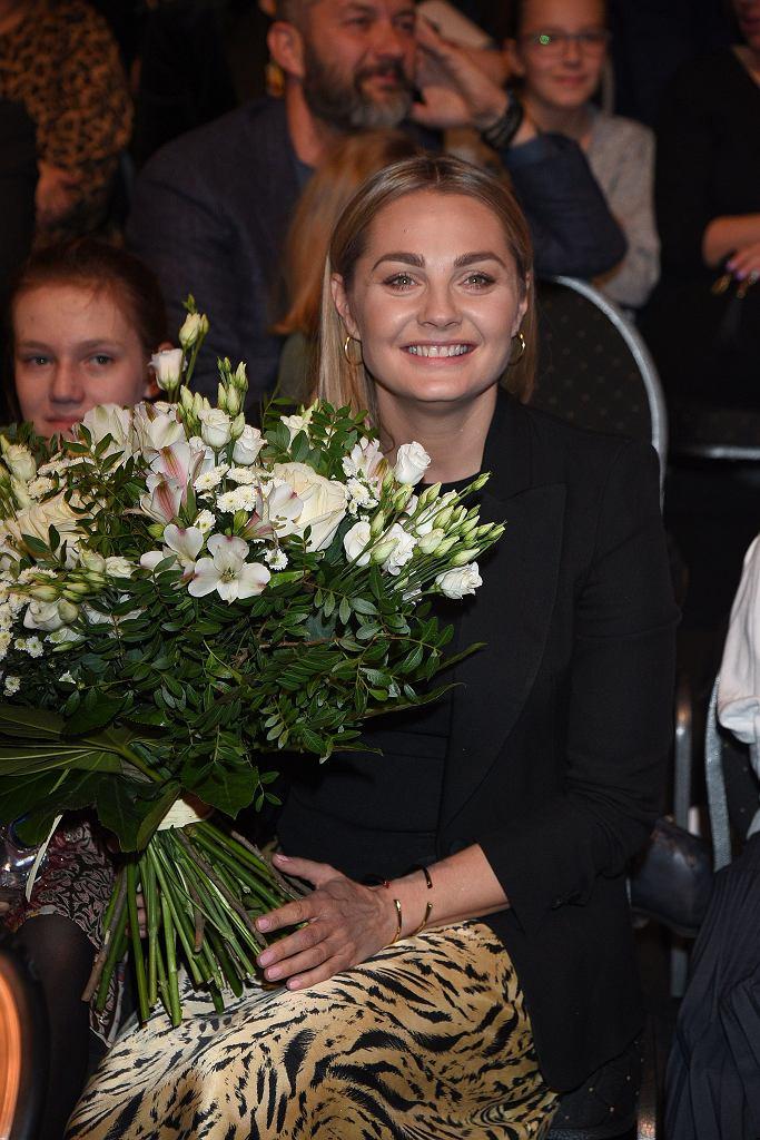 Małgorzata Socha w TzG