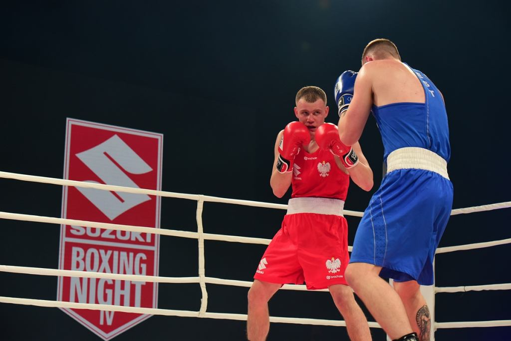 Suzuki Boxing Night