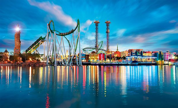 Universal's Islands of Adventure, Stany Zjednoczone