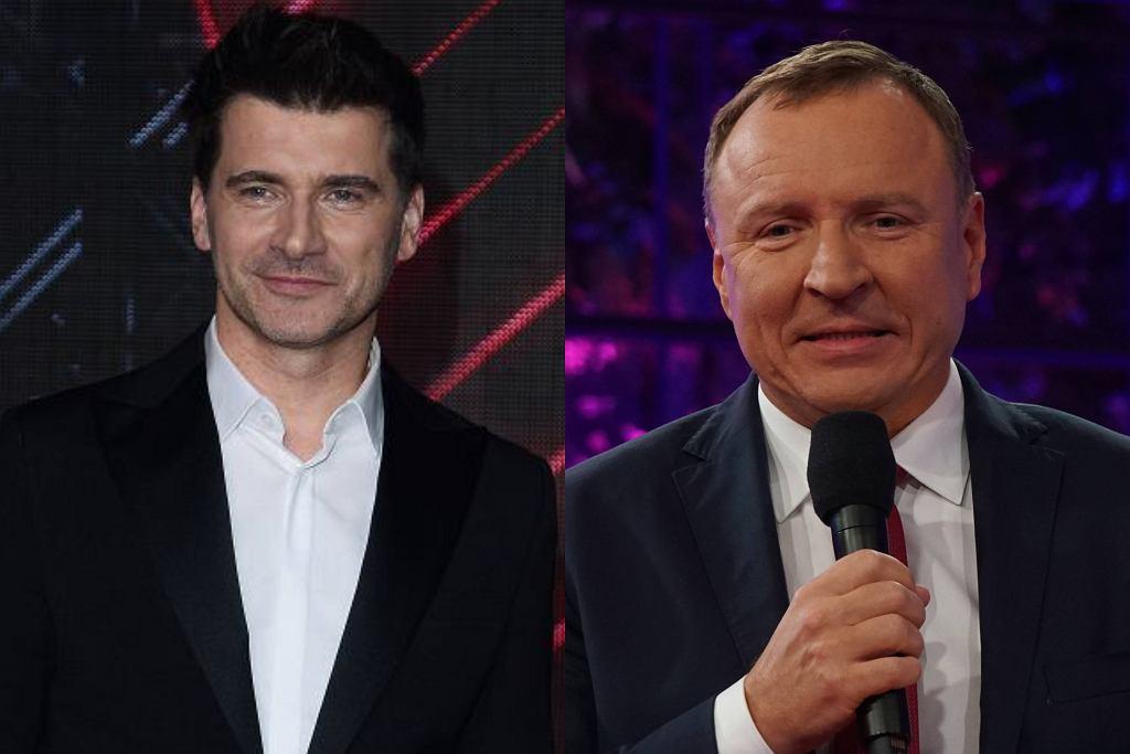 Tomasz Kammel i Jacek Kurski