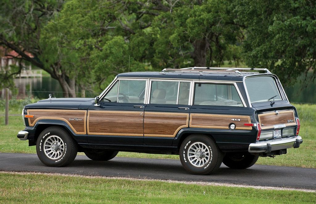 Jeep Wagoneer z 1984 r.