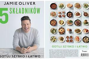 Wystarczy 5 składników. Najnowsza książka Jamiego Olivera już w księgarniach!