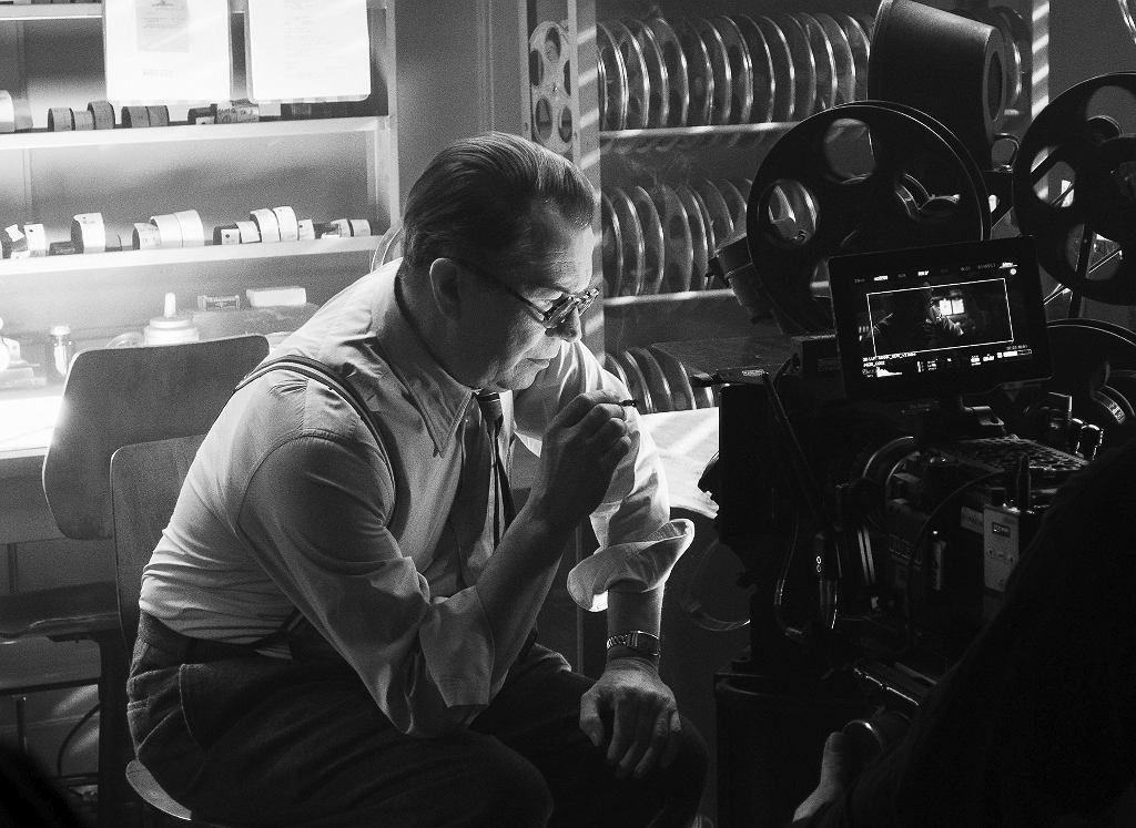 'Mank' - film Davida Finchera został nominowany do Złotych Globów w siedmiu kategoriach, w tym dla najlepszego filmu roku.