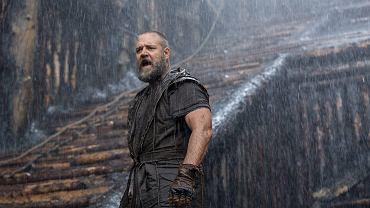 """Russel Crowe w filmie """"Noe: Wybrany przez Boga"""""""