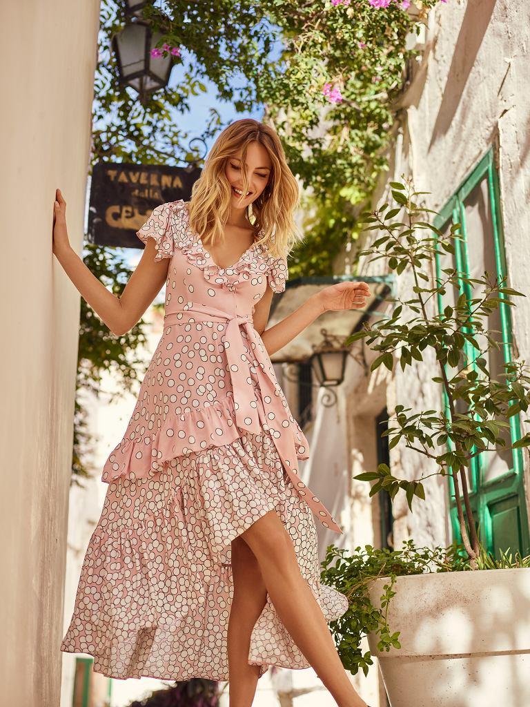 Sukienka z kolekcji Limited Editon 2019
