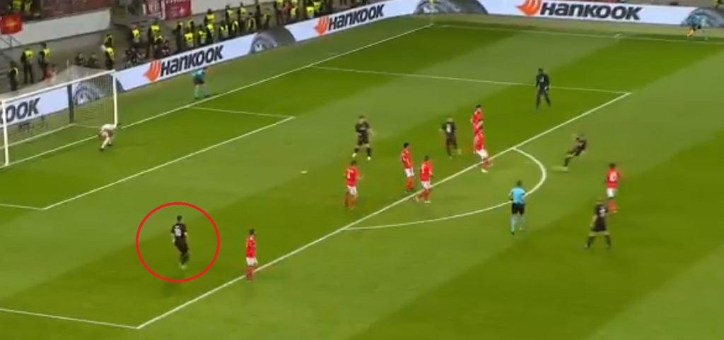 Eintracht Frankfurt - Benfica Lizbona