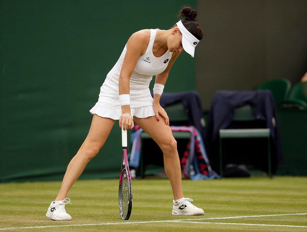 Wimbledon 2018. Agnieszka Radwańska