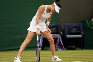 Tenis. Radwańska znów przegrała w 1. rundzie. Mats Wilander: Powrót do czołówki? Ona musi ryzykować