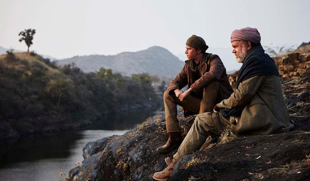 'Szukając Kelly' (Les cowboys), Francja 2015, reż. Thomas Bidegain, wyk. François Damiens, Finnegan Oldfield, Agathe Dronne, Ellora Torchia, John C. Reilly (100 min)