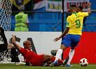 """Mundial 2018. Brazylia - Belgia. VAR nie pomógł. """"Canarinhos"""" okradzeni z karnego. Fatalny błąd sędziego"""
