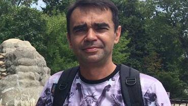 Na południu Szwecji zaginął 38-letni Dariusz Łebek
