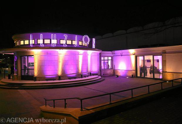 Ponowne otwarcie kina Iluzjon na warszawskim Mokotowie. 2012 rok