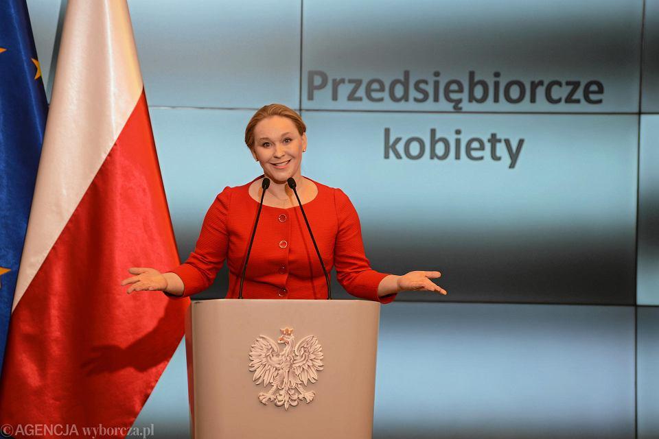 Wybory do europarlamentu 2019. Andżelika Możdżanowska - numer 2 na liście PiS w Wielkopolsce