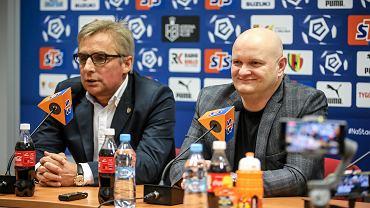 Kielce, 6 marca 2020. Maciej Bartoszek wraca do Korony