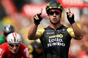 Tour de France. Drugie zwycięstwo Groenewegena. Majka kolejne oczko wyżej w klasyfikacji generalnej