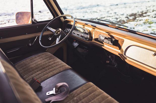 Chevrolet Corvair 95 Rampside