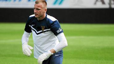 Jakub Słowik z Pogoni Szczecin