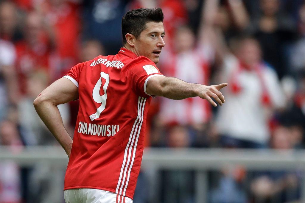 Bayern Monachium rozgromił Augsburg 6:0 w 26. kolejce Bundesligi
