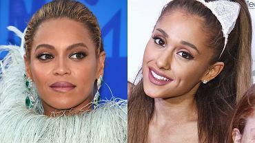 Beyonce, Ariana Grande