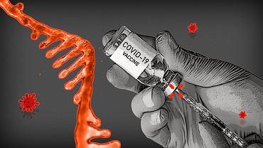Koronawirus jest w Polsce oficjalnie od roku. Szczepionka głównym źródłem nadziei, że uda się go przepędzić.