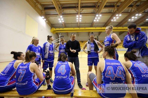Koszykówka. Wygrana MUKS Poznań, porażka Poznań City Center AZS
