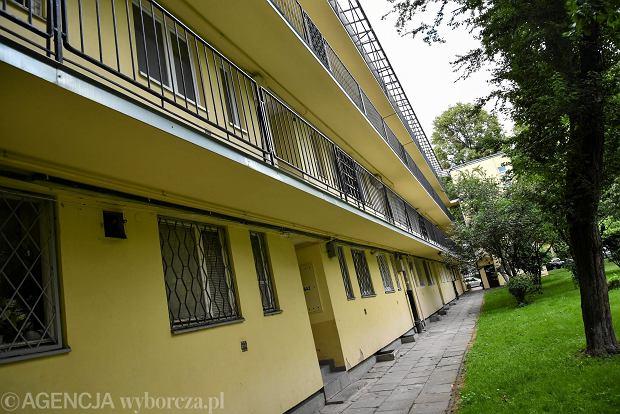 Osiedle WSM Mokotow w Warszawie
