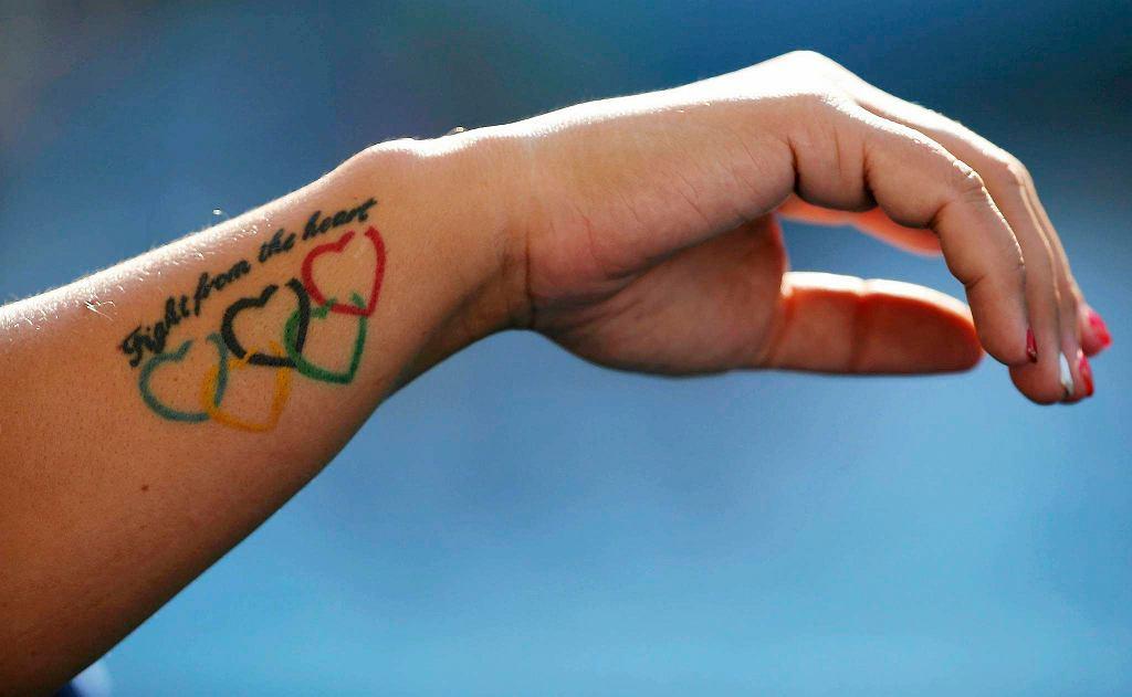 Najlepsze Tatuaże Olimpijczyków Rio 2016