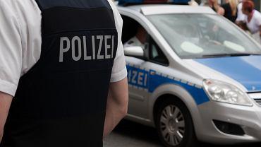 Niemcy. Policja