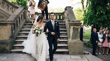 Maciej Kot poślubił piękną trenerkę fitness. 'Najcudowniejszy dzień w moim życiu'