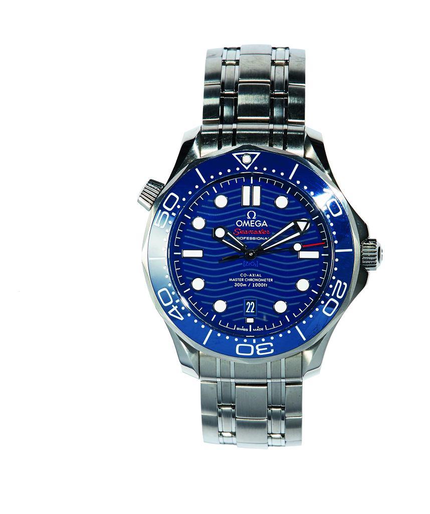 Zegarek Omega, 18500 zł