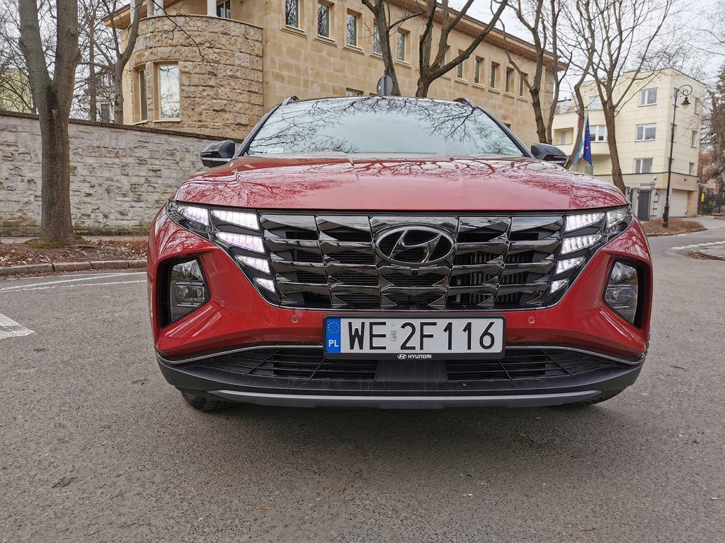 Hyundai Tucson 1.6 T-GDI 48V 150 KM
