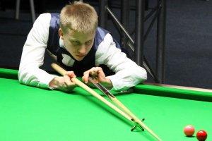 Snooker. Kacper Filipiak chce być mistrzem świata