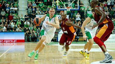 Euroliga koszykarska, Stelmet Zielona Gora vs . Galatasaray Instanbul
