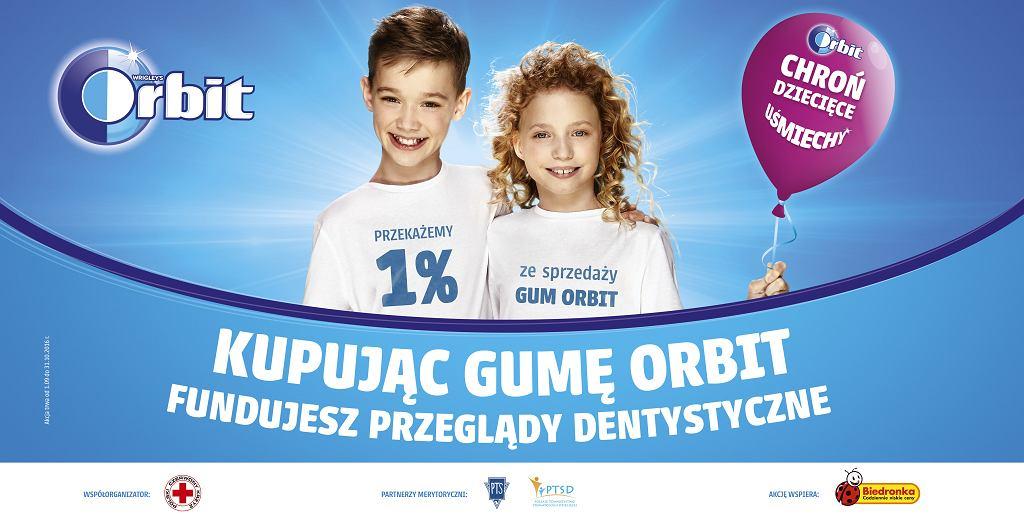 Biedronka chroni dziecięce uśmiechy