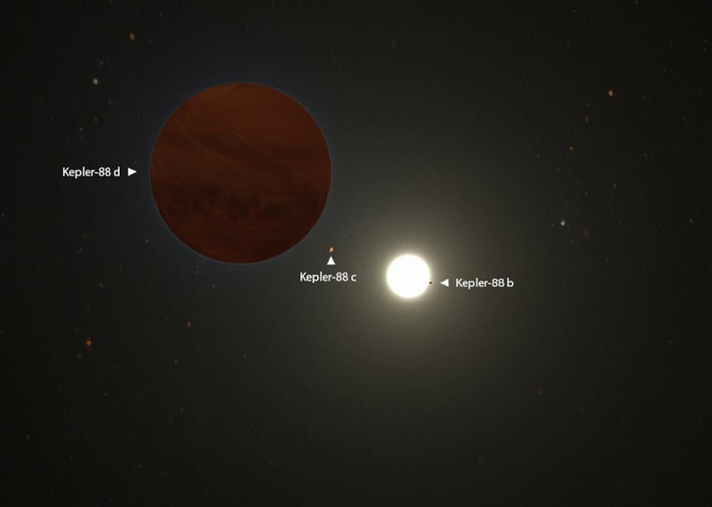 System Kepler-88