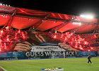 Guess who's back? Efektowna oprawa kibiców Legii przed meczem z Borussią Dortmund