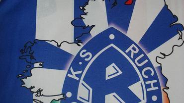 Logo fanklubu Ruchu Chorzów z Irlandii