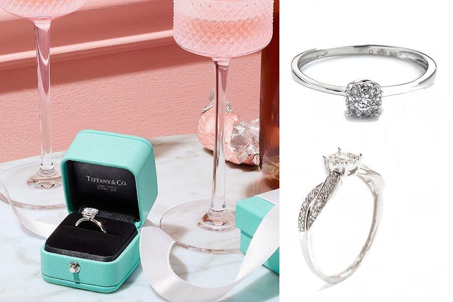 pierścionek Tiffany