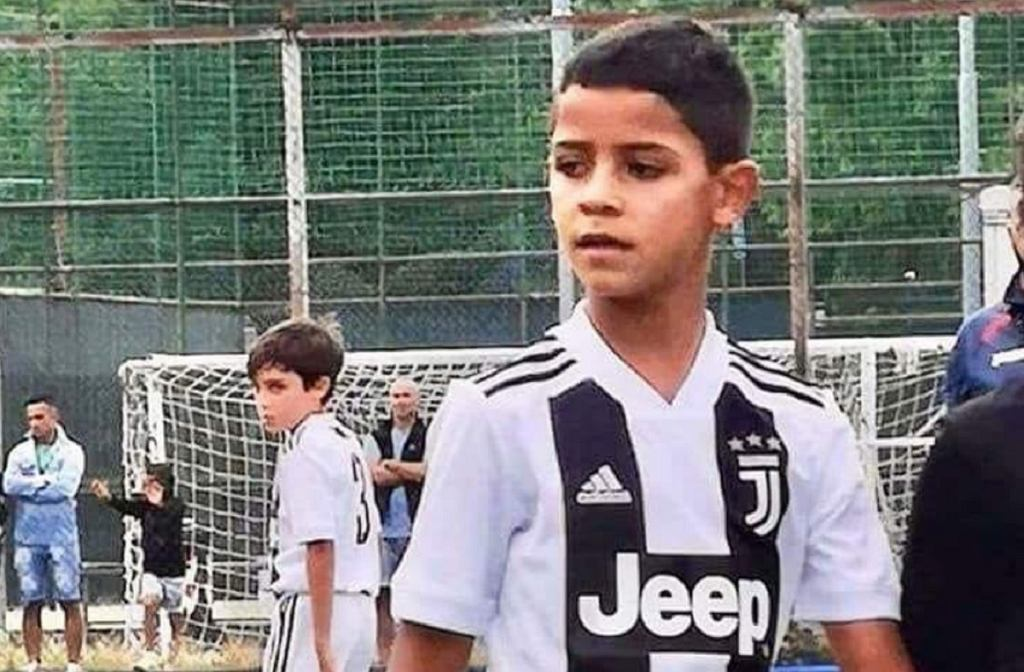 Cristiano Ronaldo Junior zadebiutował w juniorskim zespole Juventusu
