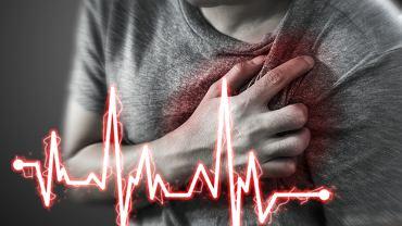 Z roku na rok w Polsce przybywa osób chorujących na serce