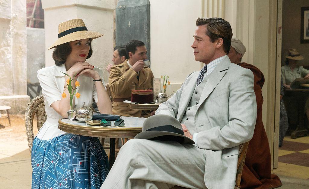 Marion Cotillard i Brad Pitt / Daniel Smith / AP