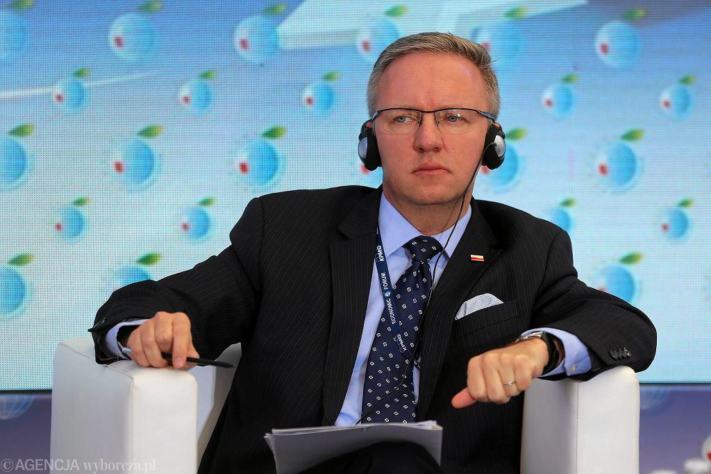 Krzysztof Szczerski kandydatem polskiego rządu na zastępcę sekretarza NATO